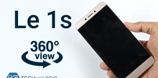 LeEco Le 1s SmartPhone 360 View