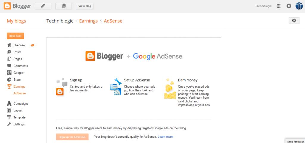 adsense-blogspot