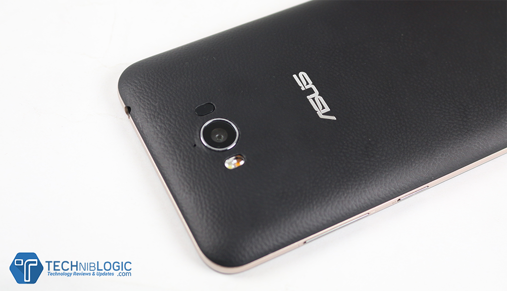 Asus Zenfone Max Rear Camera - Techniblogic