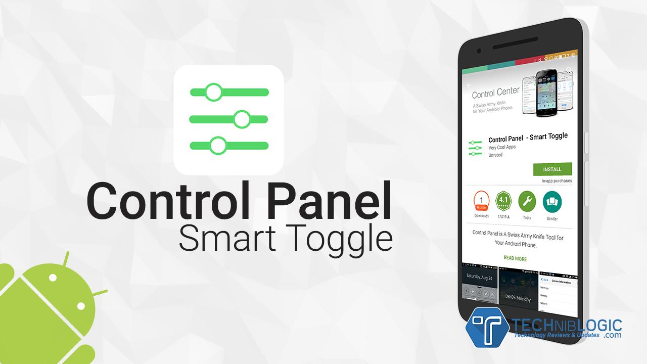 Control-Panel---Smart-Toggle