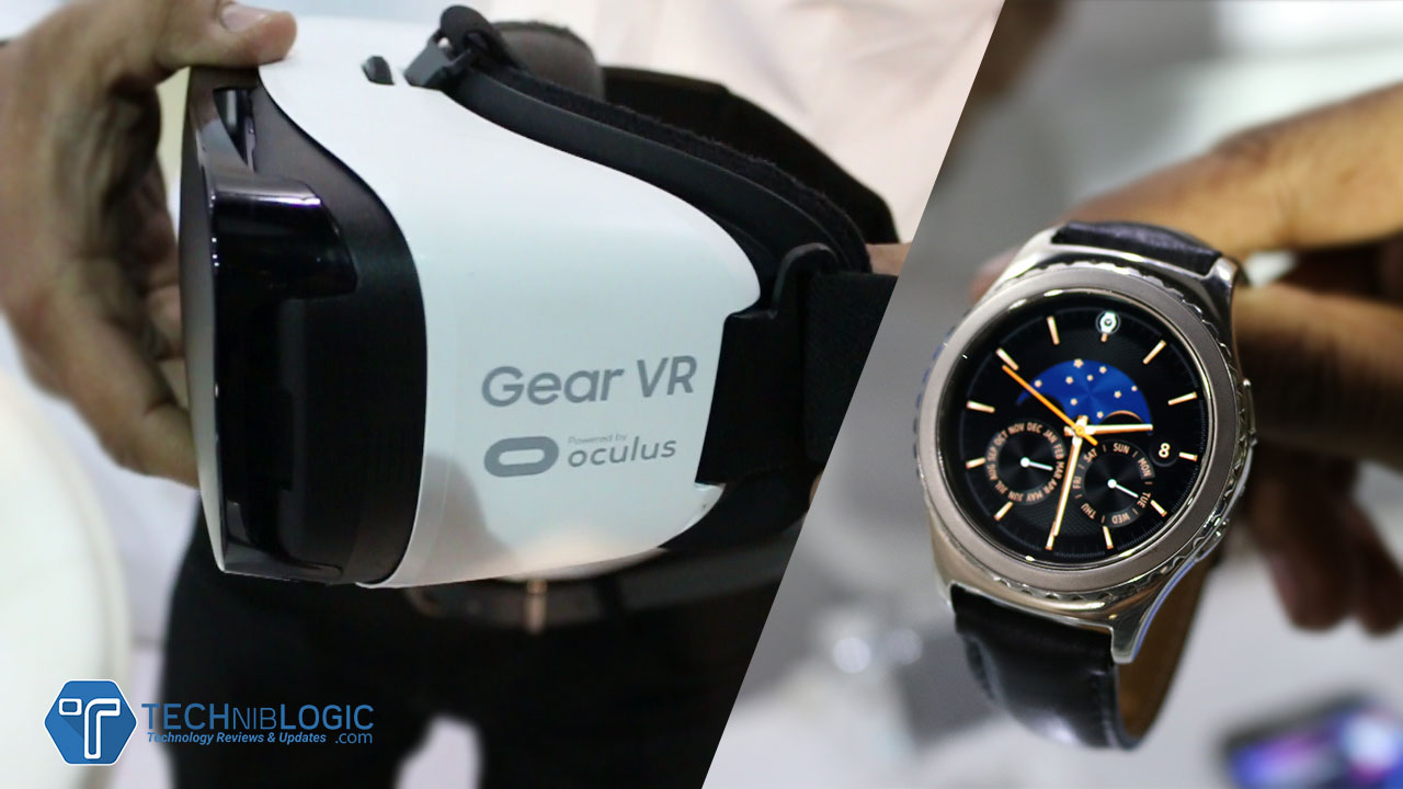 Gear S2 and Gear VR