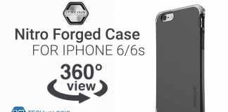 ITSKINS Nitro Forged iPhone 6