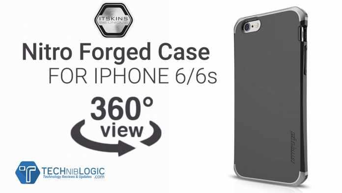 ITSKINS Nitro Forged iPhone 6