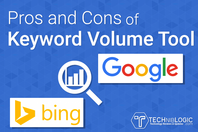 Pros and Cons of Keyword Volume Tool