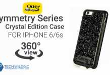 Symmetry Series Crystal Edition Case for iPhone 6s