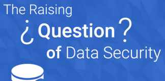 The Raising Question of Data Security