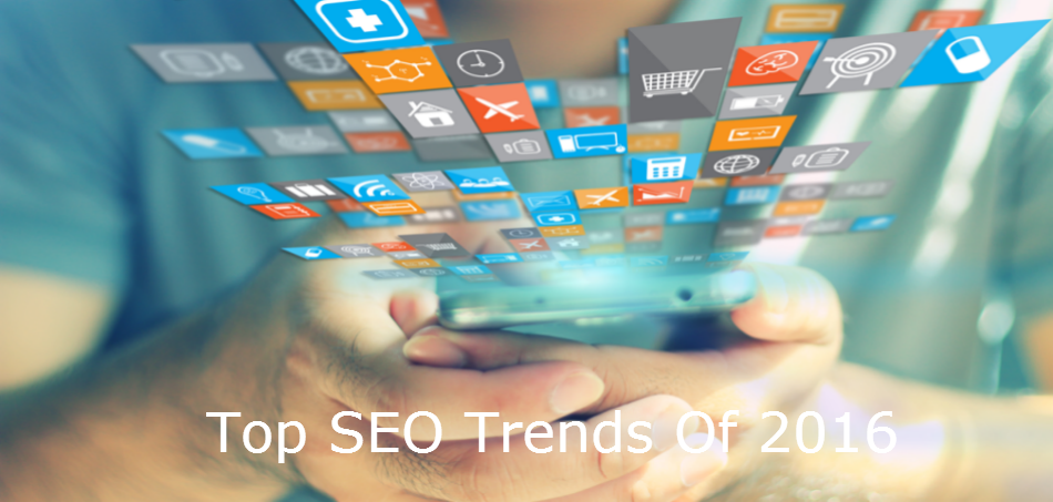 Top 10 SEO Trends That Will Dominate The Web In 2016