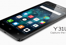 Vivo launches Y31L with 4G Support in India for Rs. 9,450