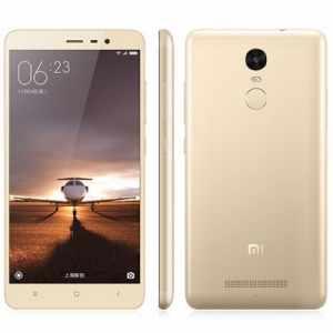Xiaomi Redmi Note 3 Pro (MediaTek)