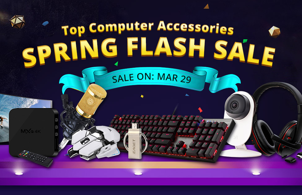 2016 Computer Accessories Sale by Everbuying