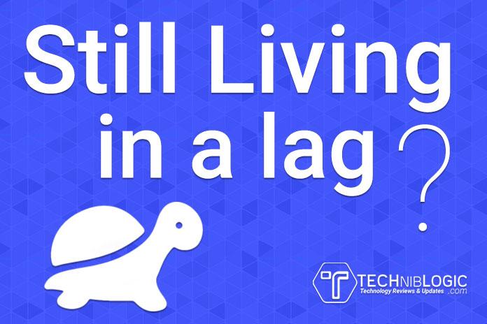21st Century - Still Living in a lag ?