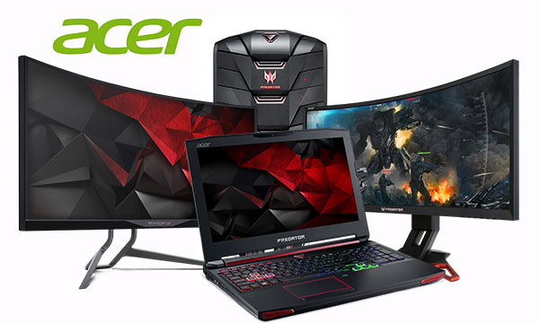 Acer Unveils Its Gaming Predator in India