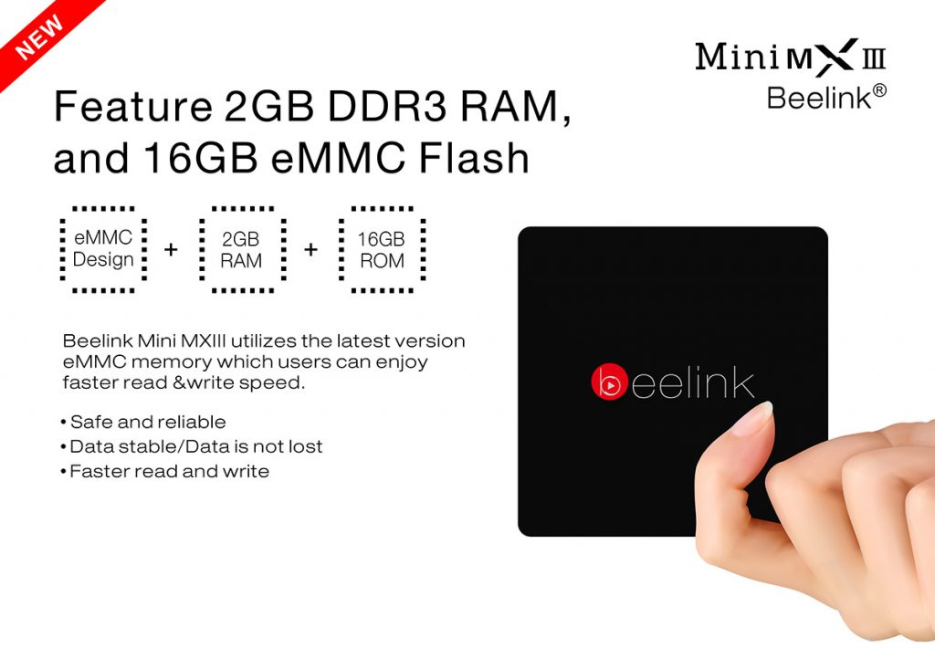 Beelink Mini MXIII Specs- techniblogic