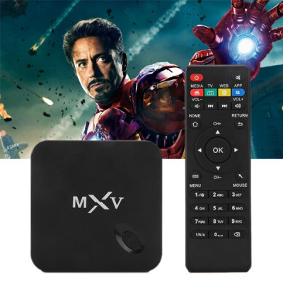 Chiptrip MXV S805 Smart Multimedia Player TV Box