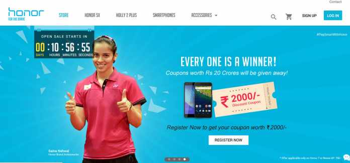 Honor-celebrates-'Honor-Week'-in-India---Exclusive-offers-on-Amazon,Flipkart-&-Honor-store
