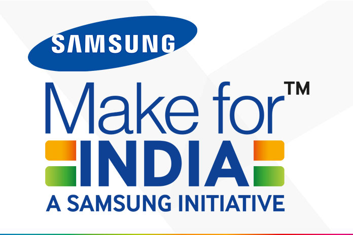 Make for India Special Offers By Samsung - Discounts