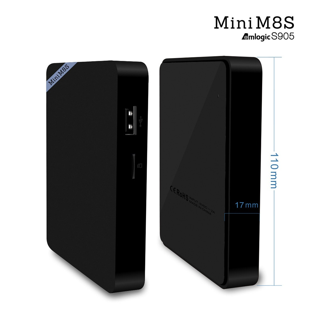 Mini M8S Review - techniblogic