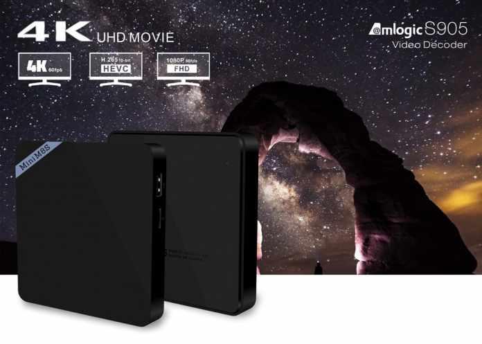 Mini M8S TV Box Review