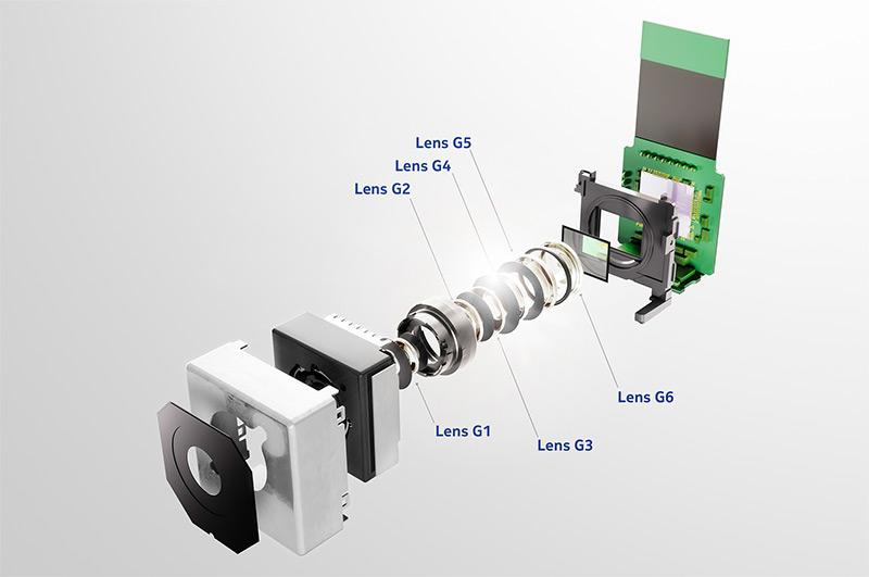 Module-Nokia-S- Camera Sensor