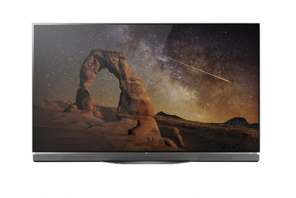 OLED TV E6_1_main- techniblogic