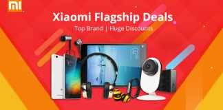 Xiaomi for Sale with Huge Discounts on Fashion Website
