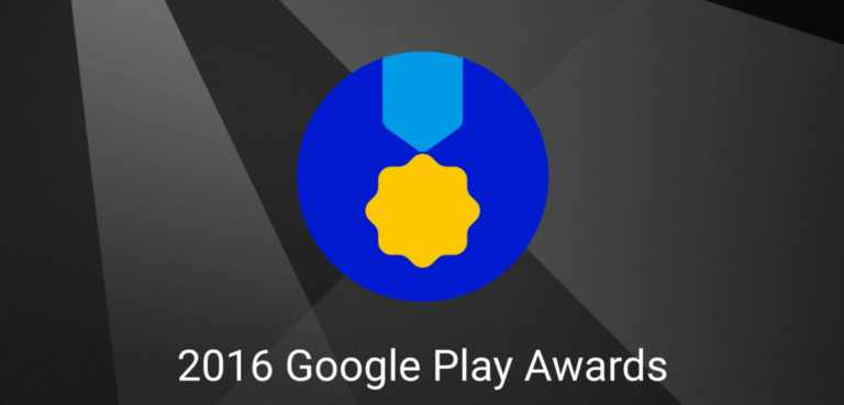 2016 Google Play Awards: Best Apps Of The Year