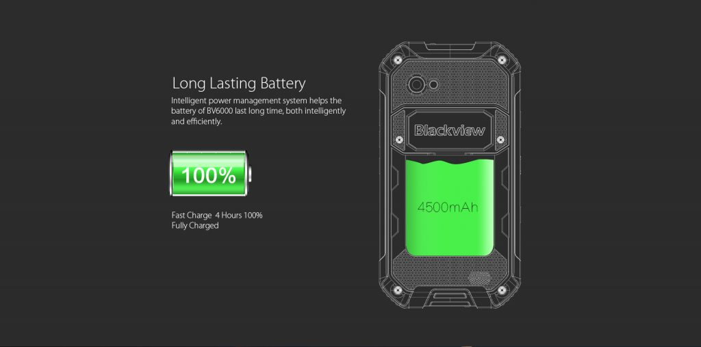 Blackview BV6000 Battery - techniblogic