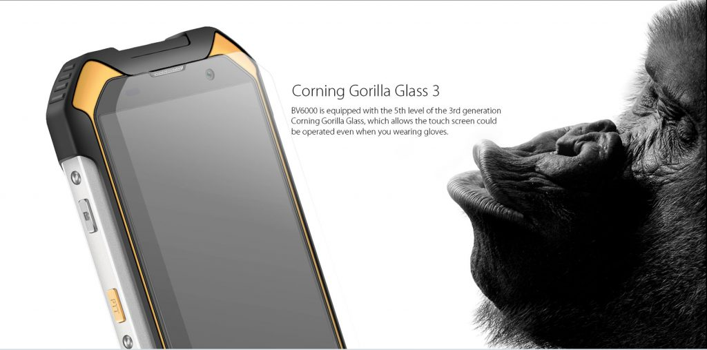 Blackview BV6000 Gorilla Glass 3 - techniblogic