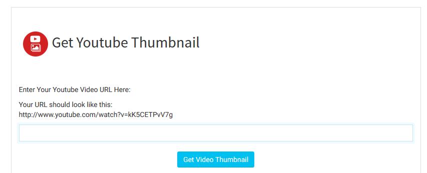 Get Youtube Thumbnail Tool -nimtools.com