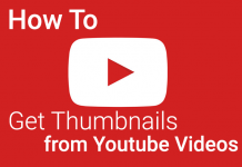 How To Get Thumbnails from Youtube Videos