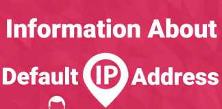 Information-About-Default-IP-Address-techniblogic