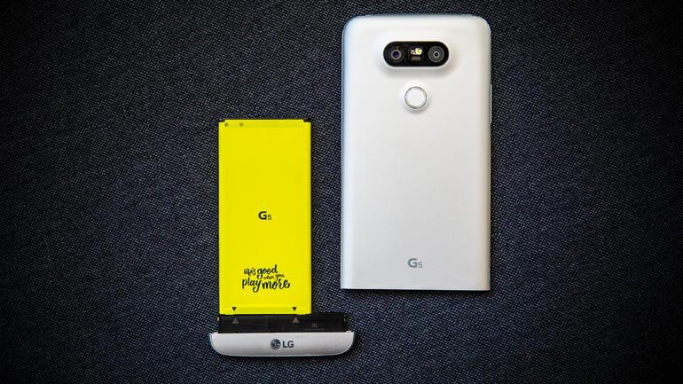 Modular Lg G5 - techniblogic