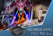 NEXBOX MXQ PRO TV Box - techniblogic