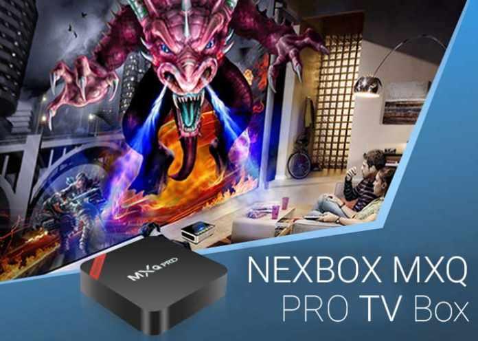 NEXBOX MXQ PRO TV Box - techniblogic