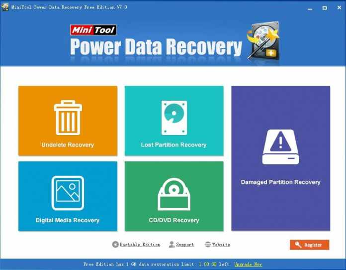 Power Data Recovery techniblogic.com