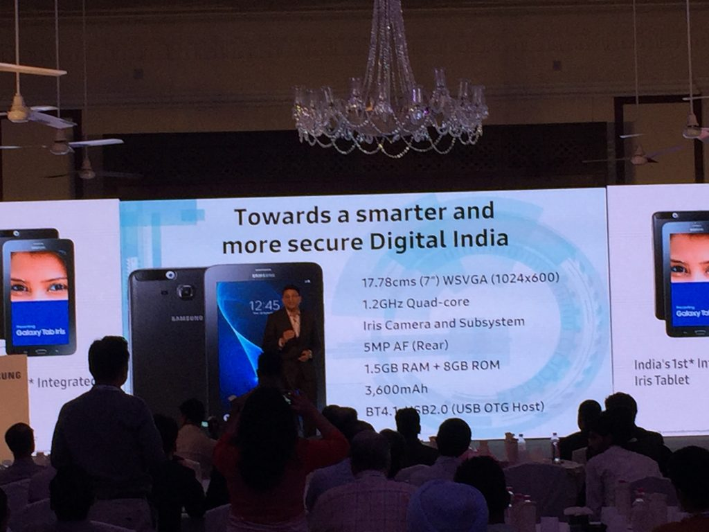 Samsung Galaxy Tab Iris specs- techniblogic