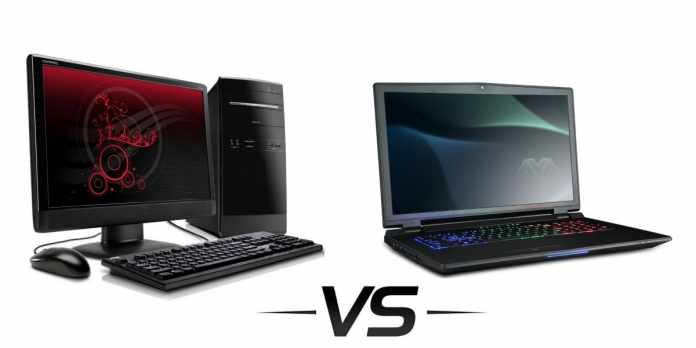 The Final Question- Desktop Vs. Laptop techniblogic