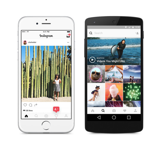 The new Instagram Introducing new design and app icon