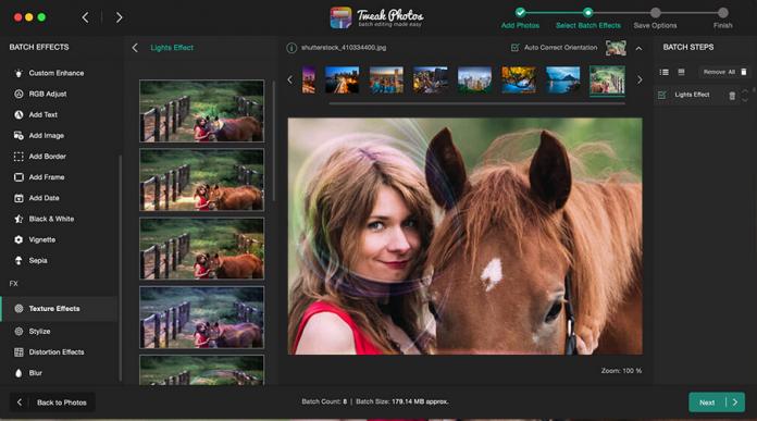 Tweak Photos - Batch Image Editing Made Easy