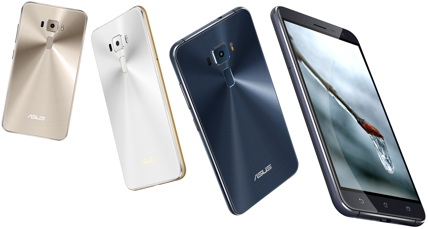 asus-zenfone-3-and other line ups - techniblogic