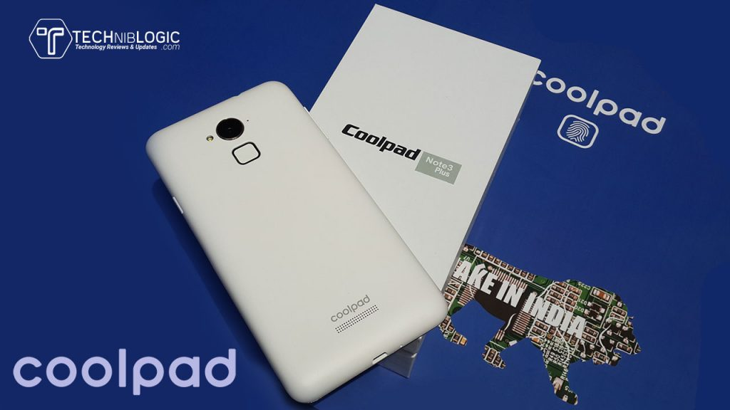 coolpad techniblogic