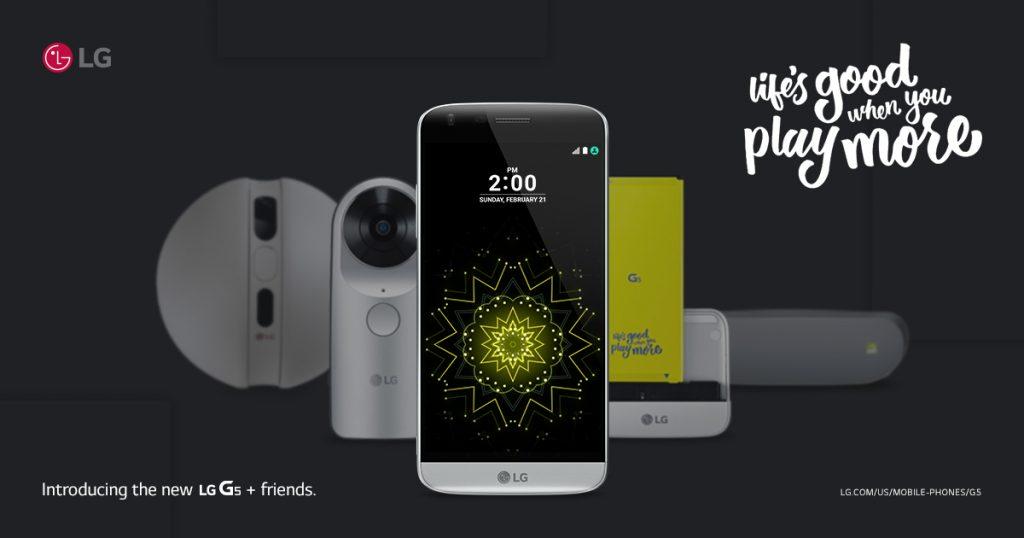 lg g5 - techniblogic