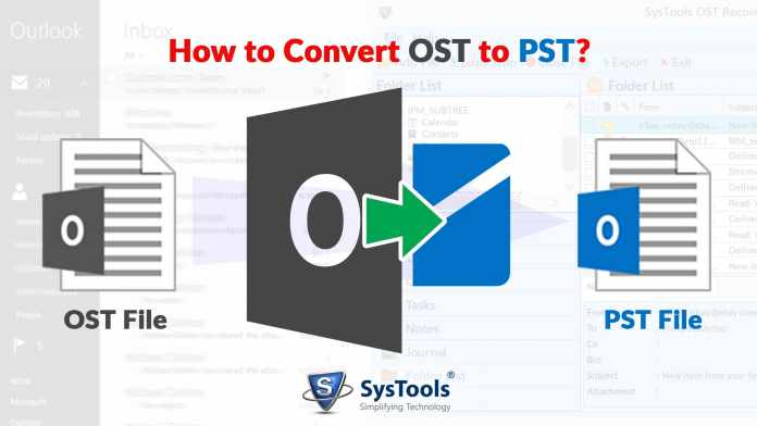 and get access to email data stored in the unusable OST file