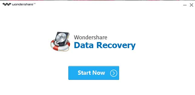 2-Wondershare Data Recovery