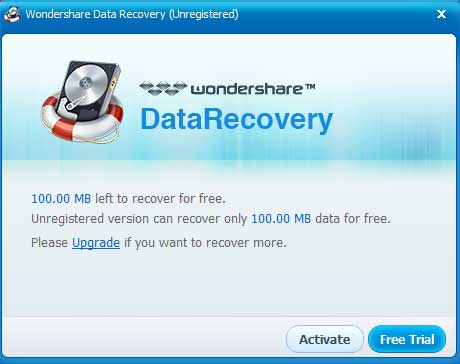 3-Wondershare Data Recovery