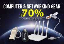 Best Computer Gear on Sale by GearBest.com