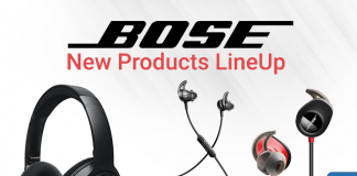 Bose New Product Line Up are Here
