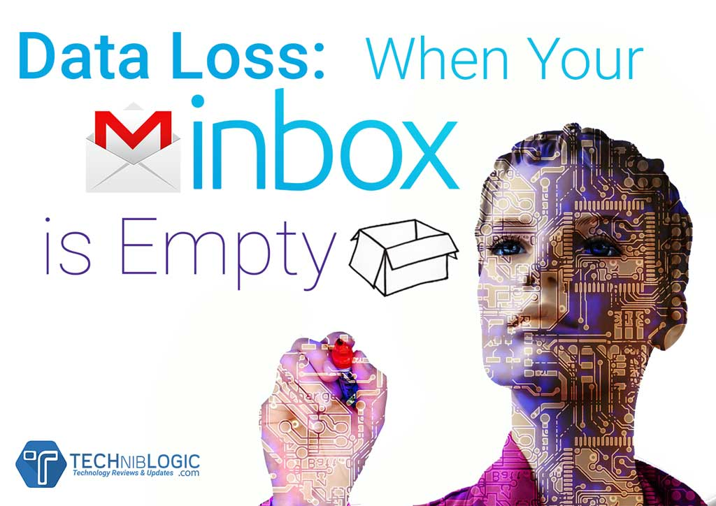 Data-Loss-When-your-inbox-is-empty---techniblogic