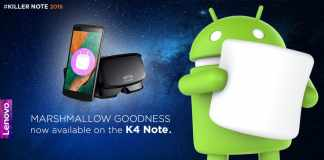 K4 Note Android M Update Techniblogic
