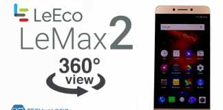 LeEco LeMax 2 - 360 Degree View